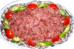 аминокиселини в месо