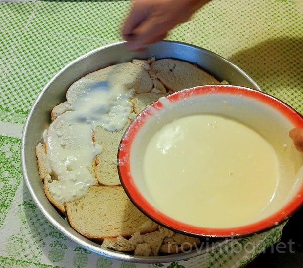баница от хляб - 2
