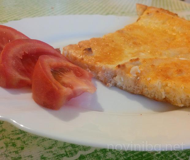 баница от хляб - 4