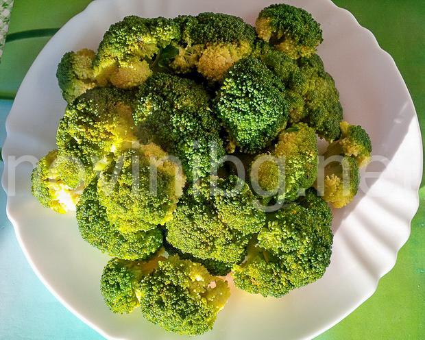 рецепта с броколи