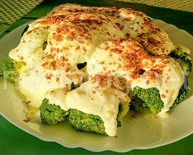 здравословна рецепта с броколи