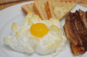 яйца в облак