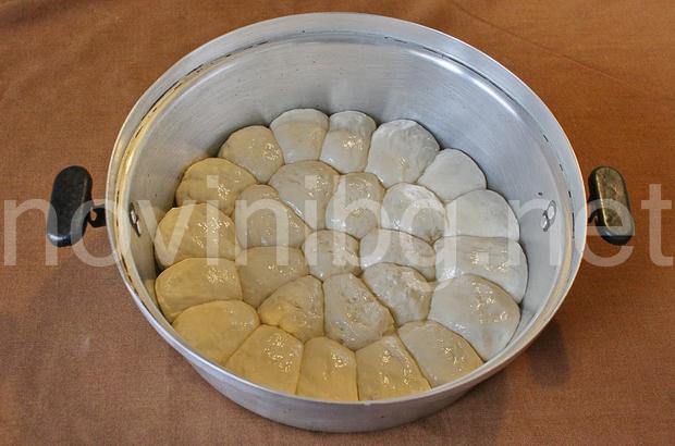 Милинки - готови за печене