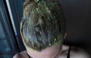Маска за коса с бадемово масло