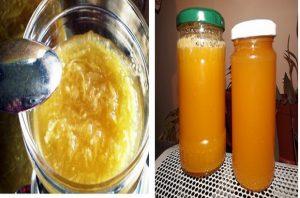 джинджифил и мед