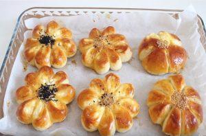 цветчета от тесто