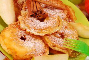 ябълкови кръгчета