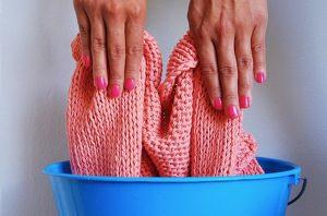 дрехи пране
