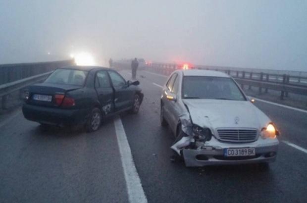 катастрофа магистрала Тракия