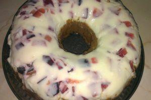 торта с вафли
