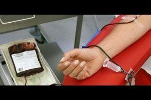 даване на кръв