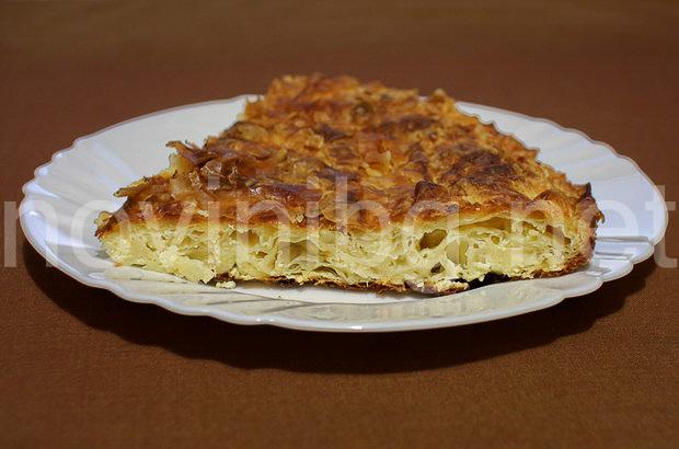 Сръбска баница - добър апетит