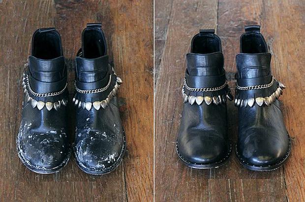 обувки зима