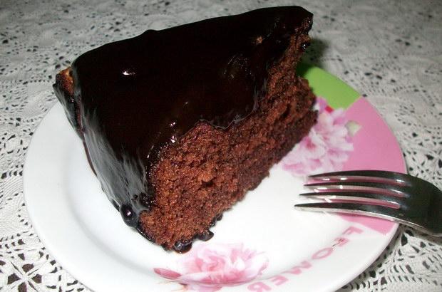 брауни с шоколад