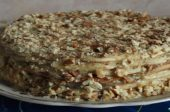 торта на тиган