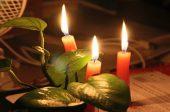 свещи гадания