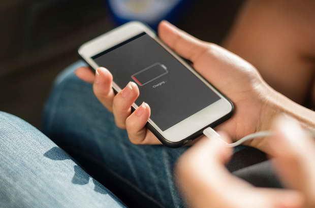 телефон батерия