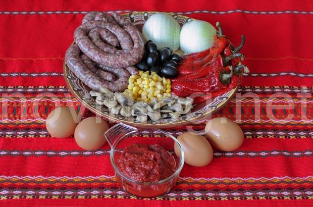 Карначета - продукти