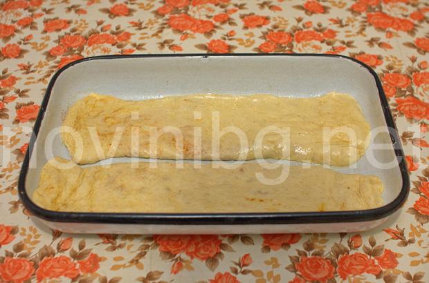 Домашна мазница с шарена сол - готови за печене