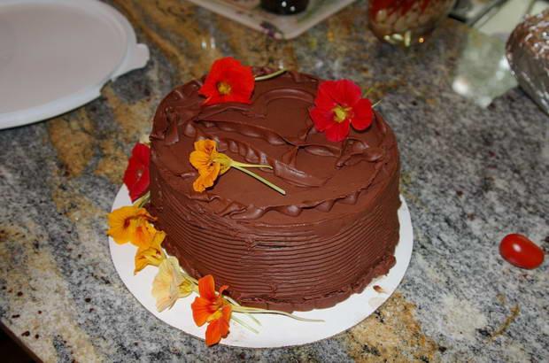 бърза торта