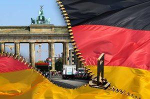 работа в Германия