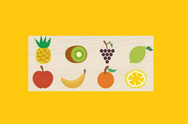 гадание с плодове