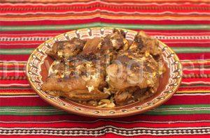 Сочен свински джолан - добър апетит